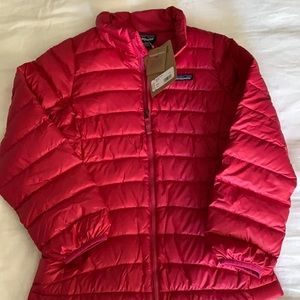 Patagonia Girls Down Sweater-L